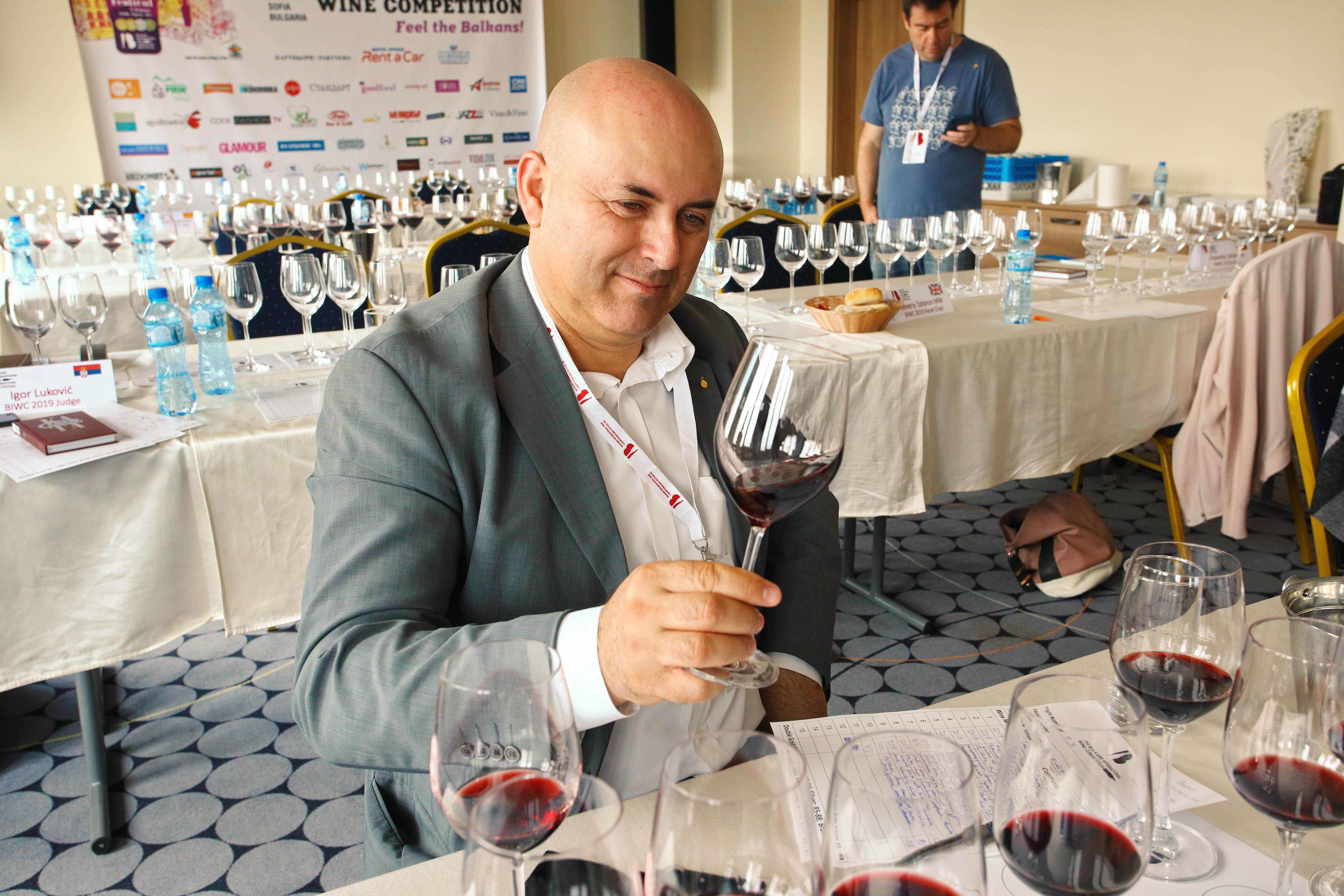 Balkans international wine competition