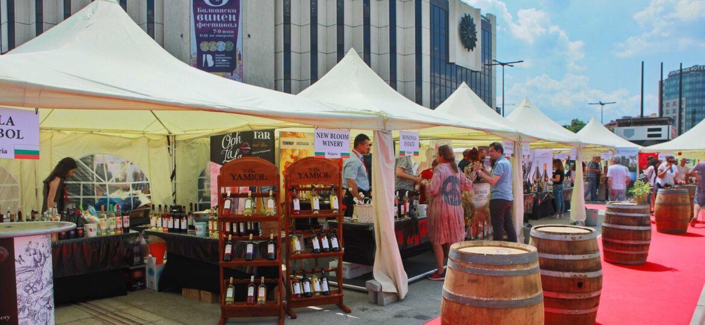 Балканският международен винен фестивал