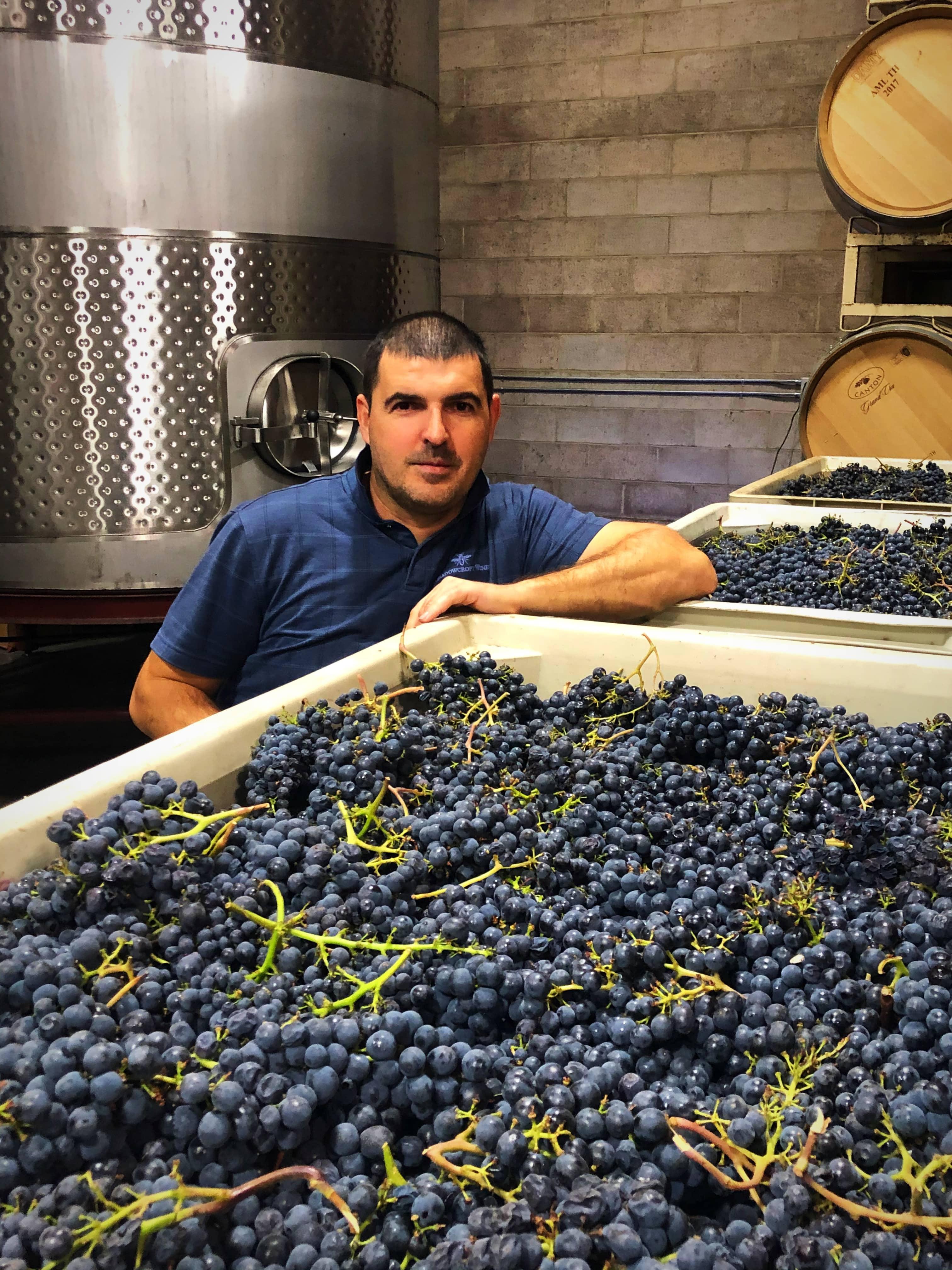 Българските винари по света - Петър Кирилов