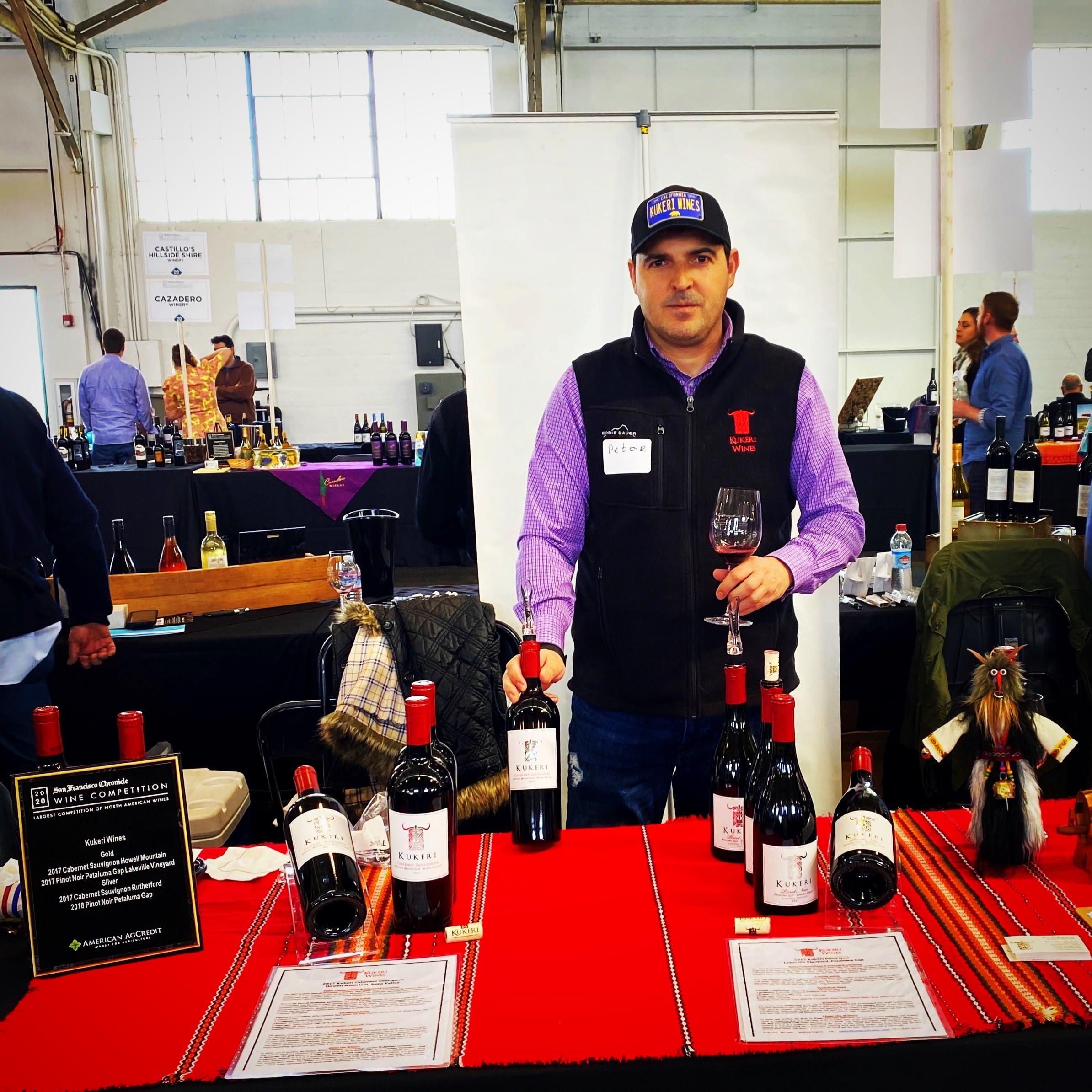 Bulgarian winemakers around the world - Petar Kirilov