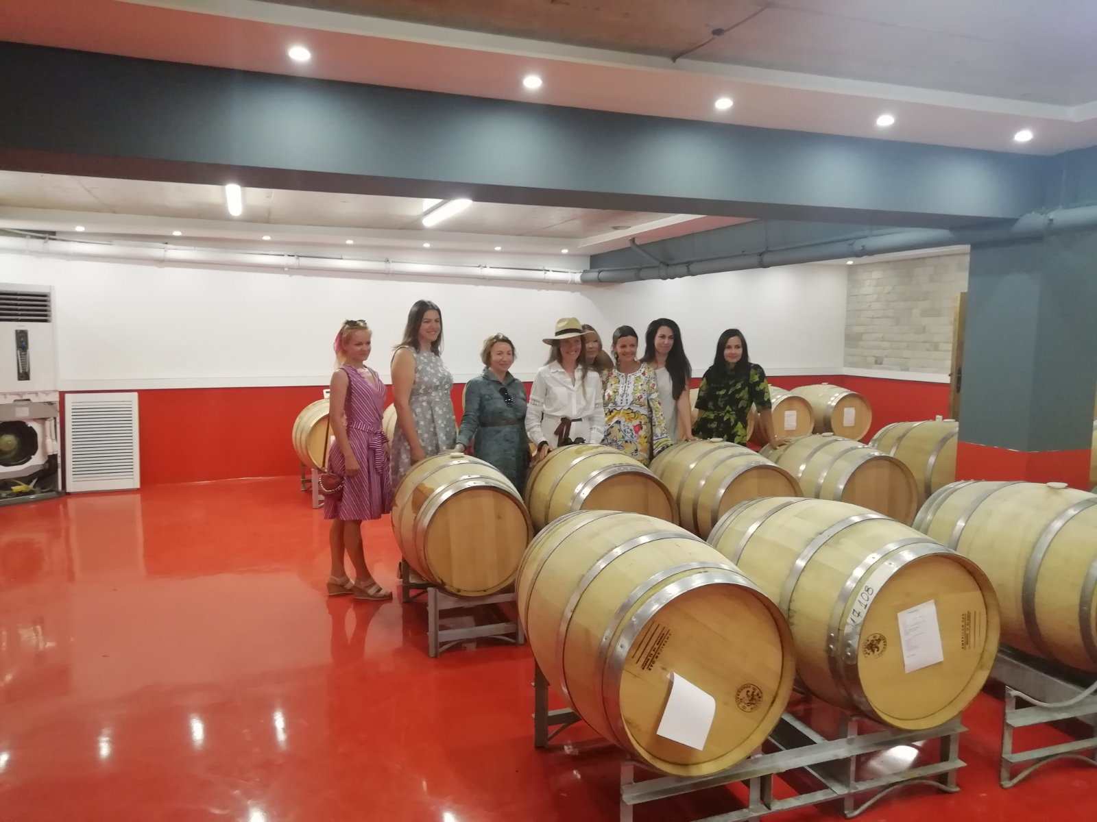 wine weekend in burgas